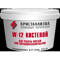 Кристаллизол W12 кистевой (15 кг. ведро)